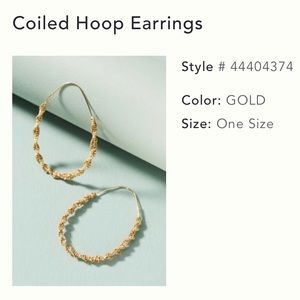 Gorgeous Anthro Earrings